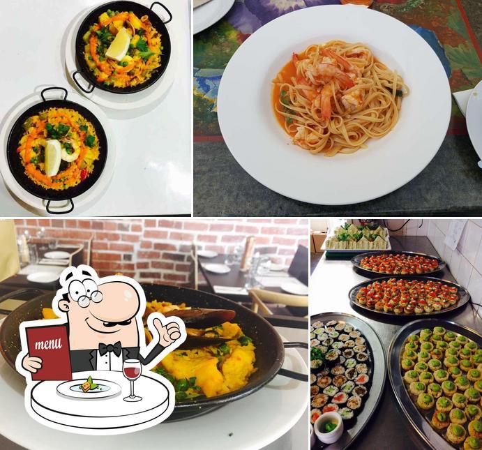 Food at Nol-Si