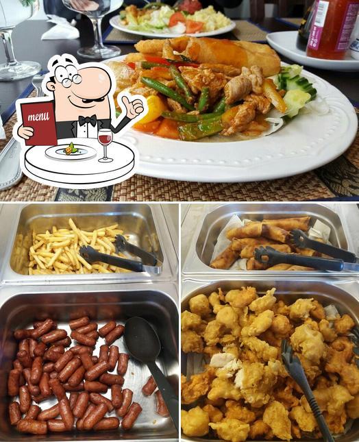 Food at Phrikthai