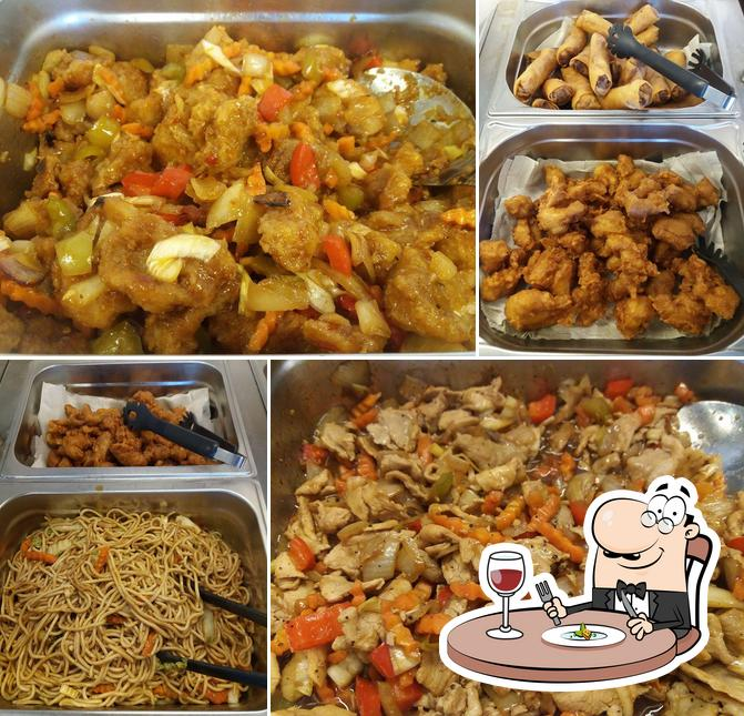 Meals at Phrikthai