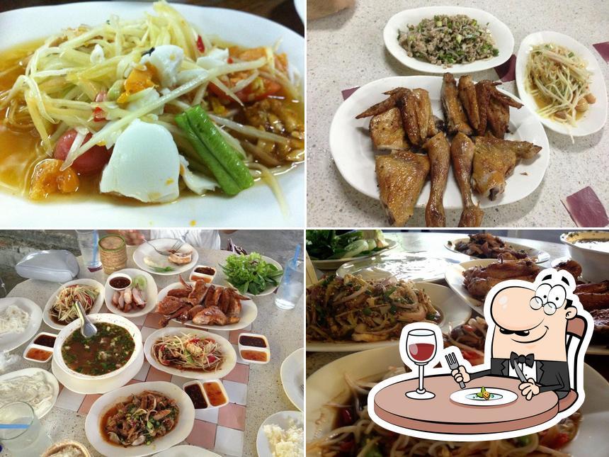 Meals at Praram 9 Kaiyang