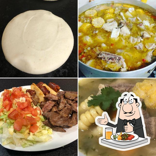 Comida en La Bocatoma Sabor y Sazón Venezolano