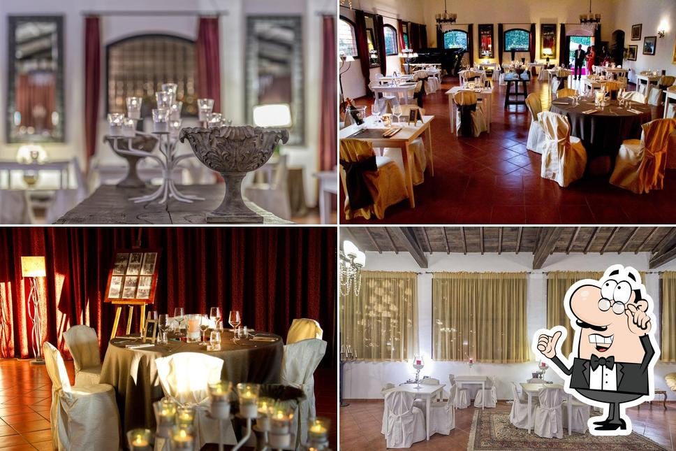 Check out how Scuderie San Carlo looks inside