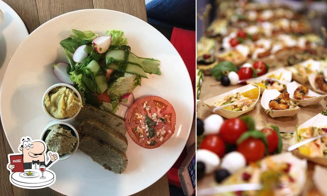 Meals at Serwus