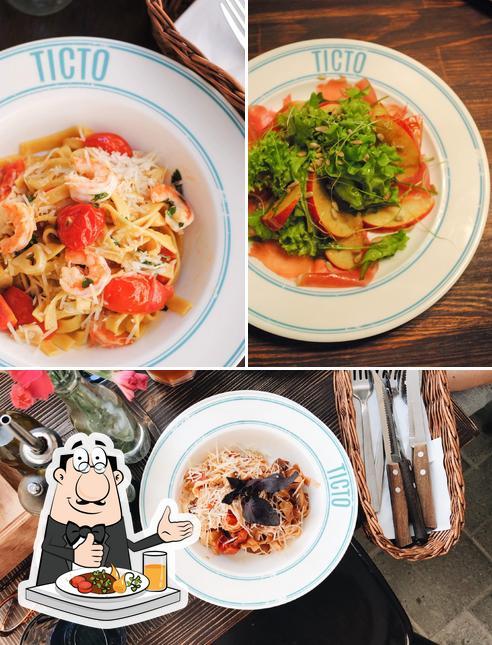 Food at Tisto
