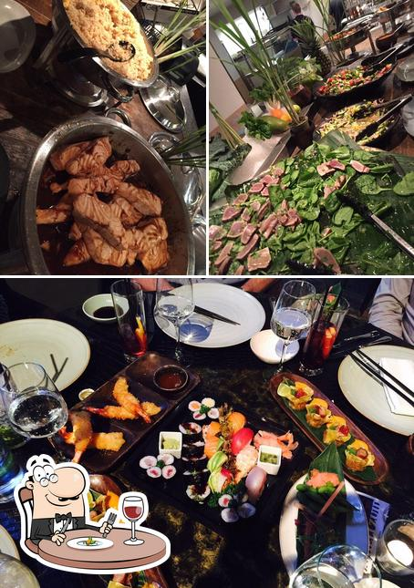 Meals at UMAMI