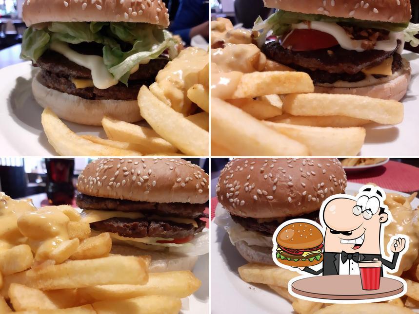 Las hamburguesas de Vitusgrill gustan a distintos paladares