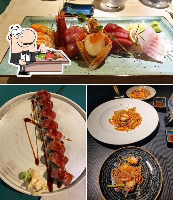 Pide marisco en Brunati Sushi Restaurant
