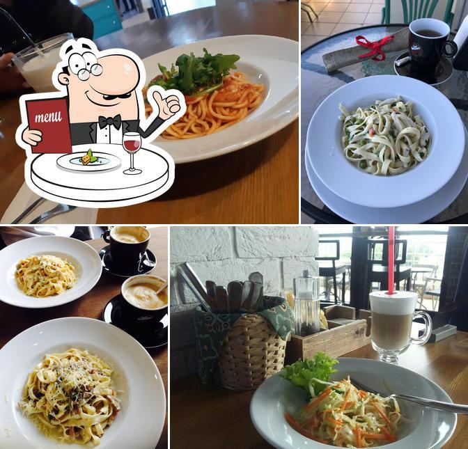 Еда в Браво Италия