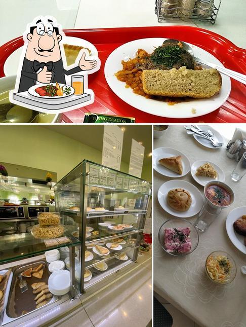 Food at Dom Chaya