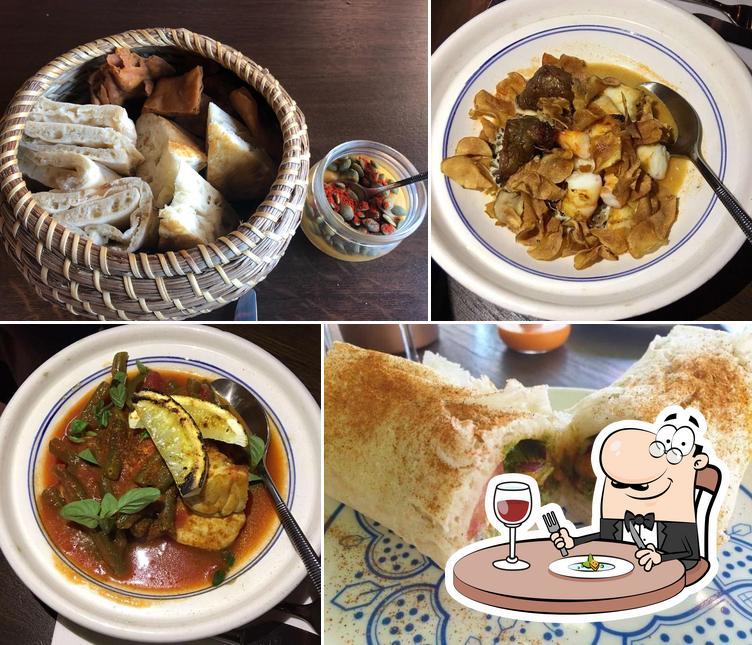 Meals at Hadiqa