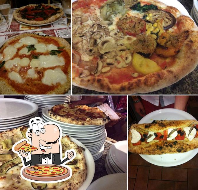 Scegli una pizza a Pizza e Pasta