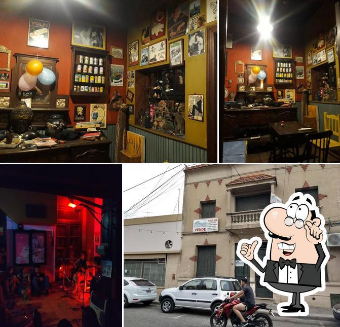 The interior of CLUB La cueva del oso
