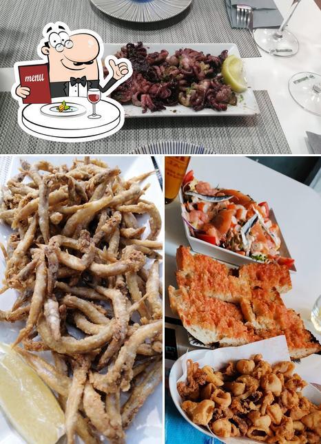 Comida en Er Tapeillo