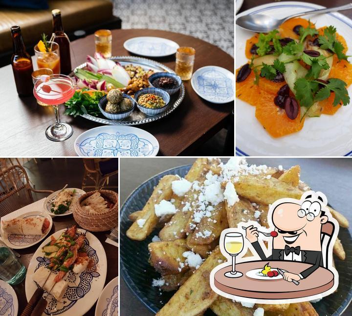 Food at Hadiqa