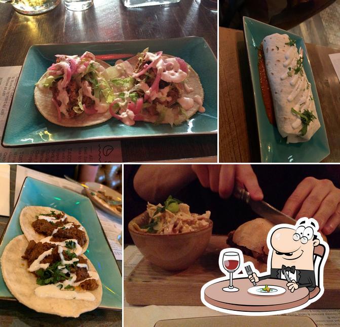 Meals at Topolabamba