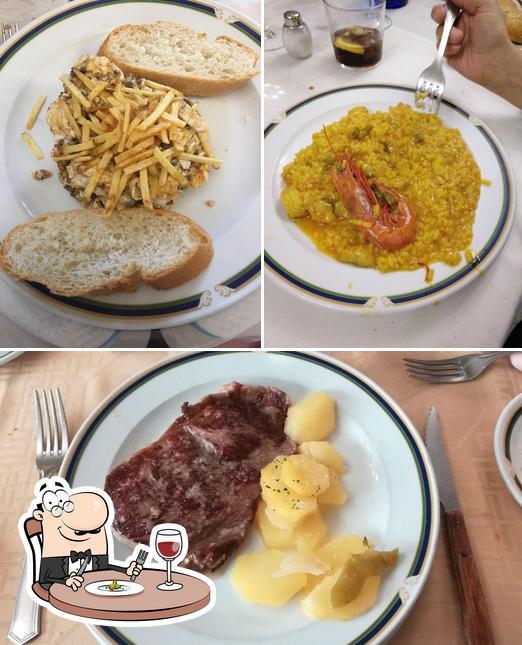 Food at Alejandre