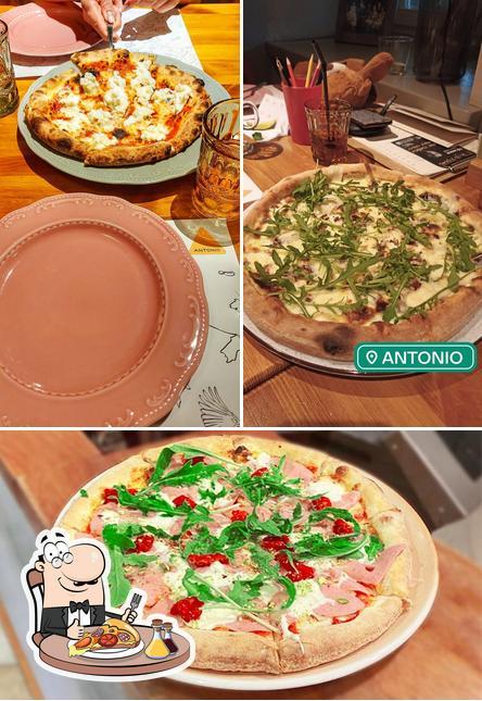 """Закажите пиццу в """"Антонио"""""""