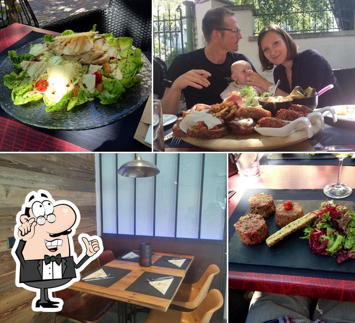 Check out how Bagdad Café looks inside