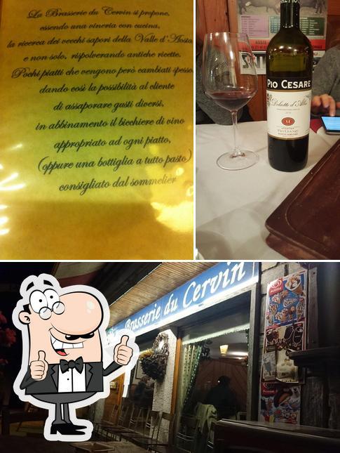 Foto di Brasserie Du Cervin
