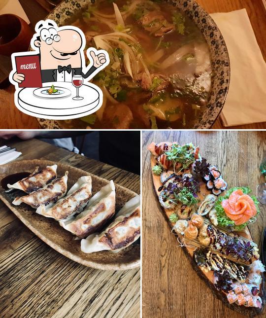 Essen im CÔCÔ - SUSHI & GRILL