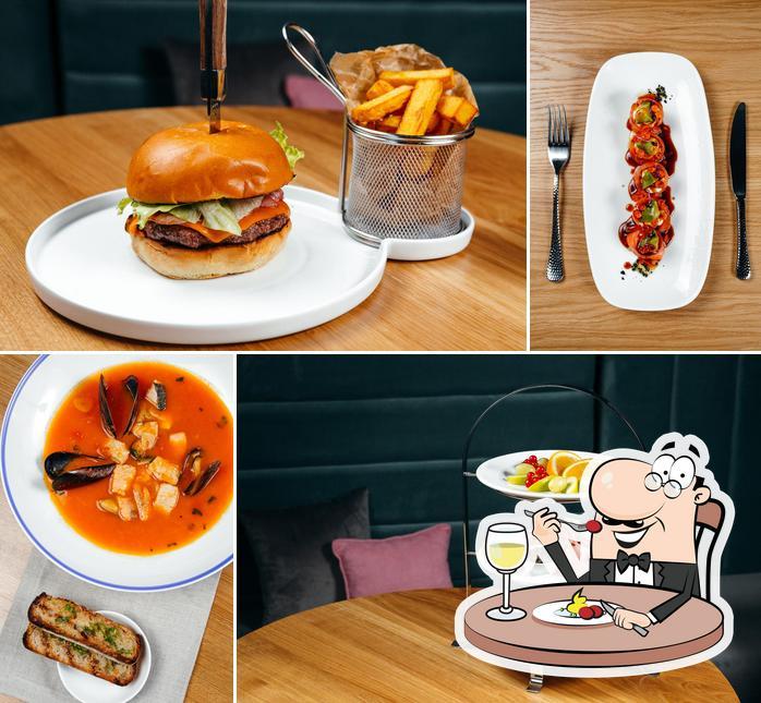 Food at Dip Me!