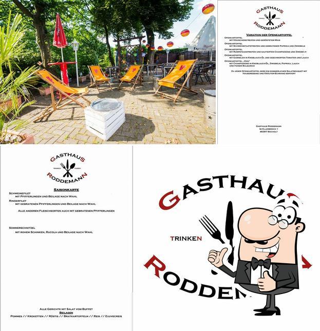 Photo de Gasthaus Roddeman