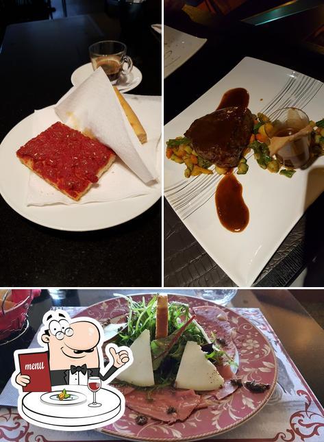 Food at Graziella