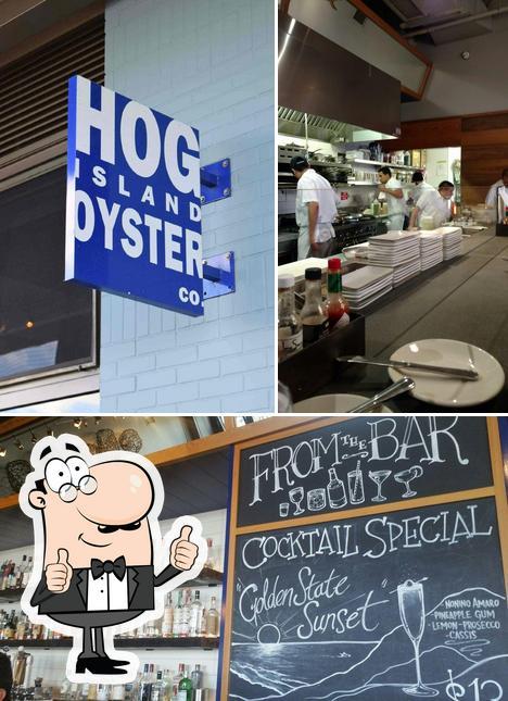 Foto de Hog Island Oyster Co