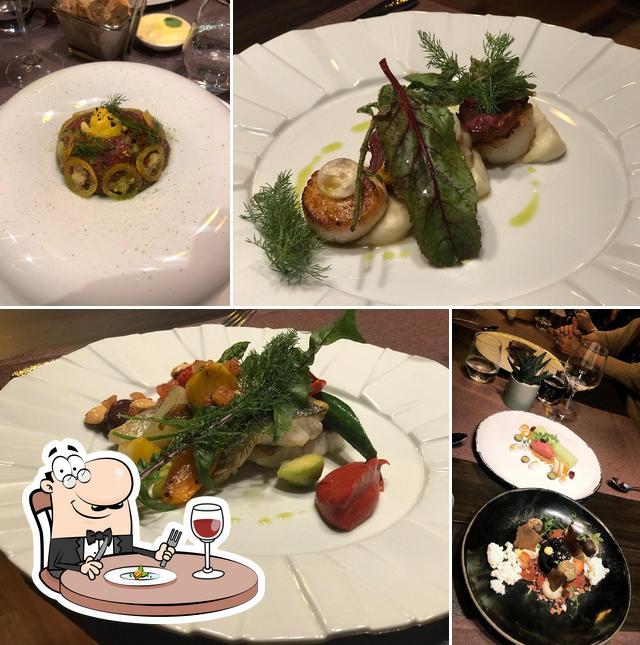 Food at Joseph
