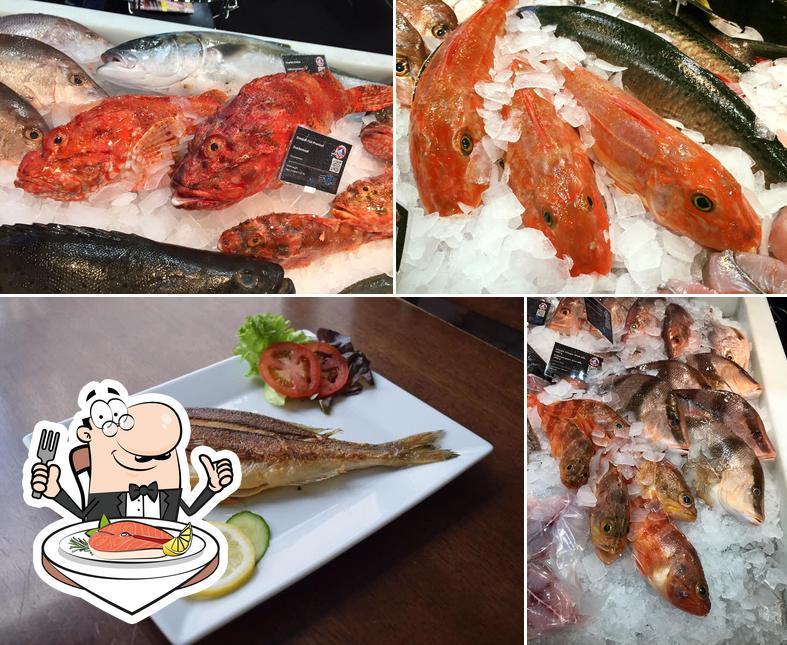 Karadeniz Fischhaus ofrece un menú para los amantes del marisco