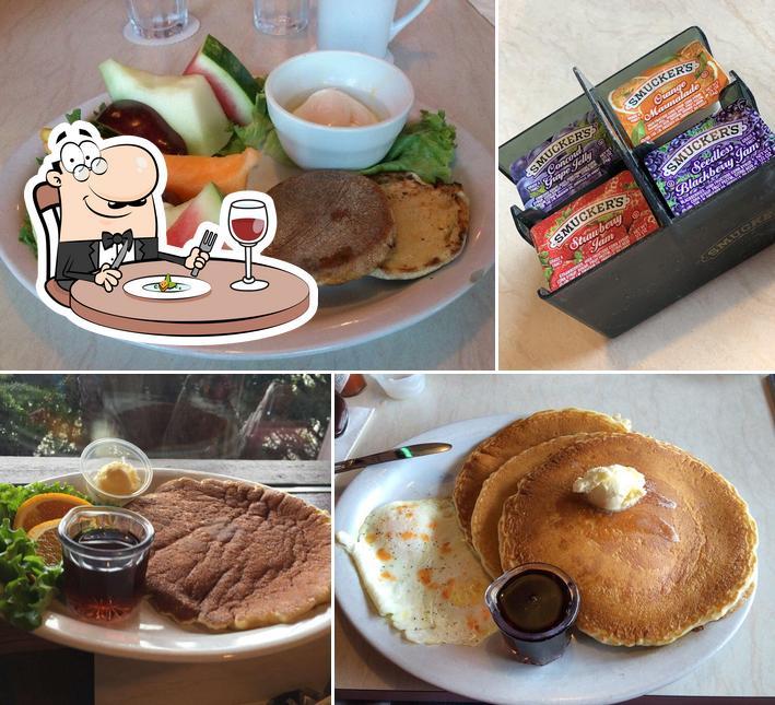 Food at Kristina's