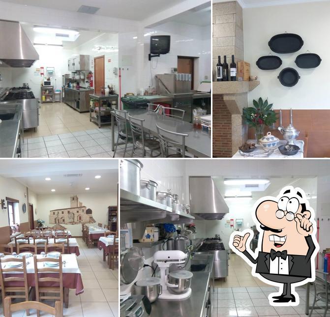 Veja imagens do interior do Restaurante O Lagarto