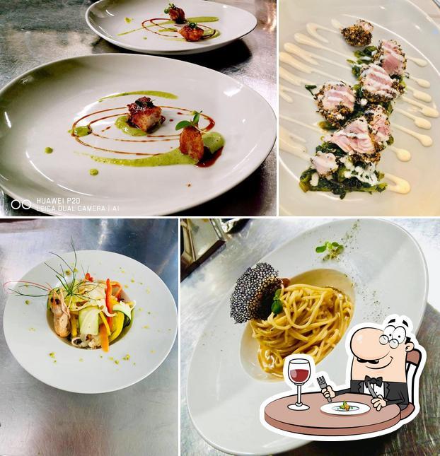 Блюда в Il Porto