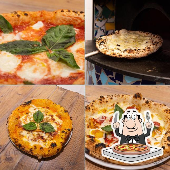 Prenditi una pizza a Ristorante Pizzeria Da Giufè