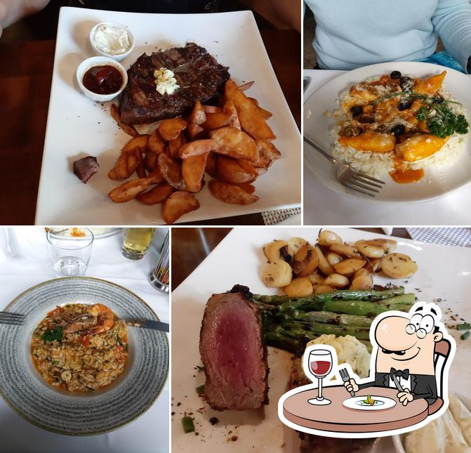 Restaurant Van Gogh Steinberg Am See Restaurant Reviews