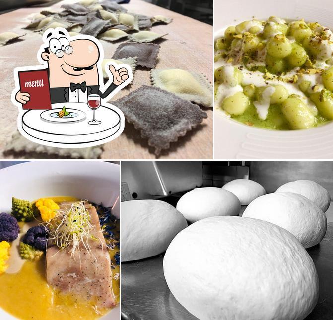 Food at Via Baseli