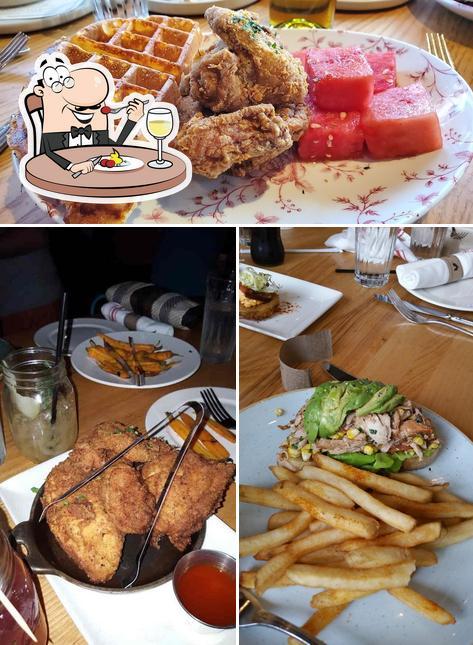 Meals at Yardbird Southern Table & Bar