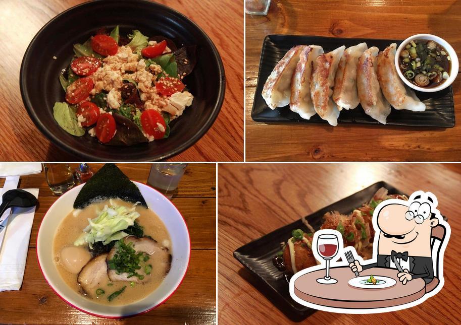 Food at Yokoya