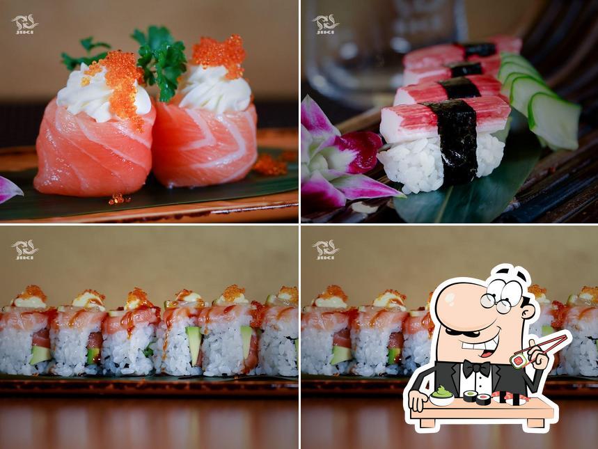 {Restaurant_name} offre piatti di sushi