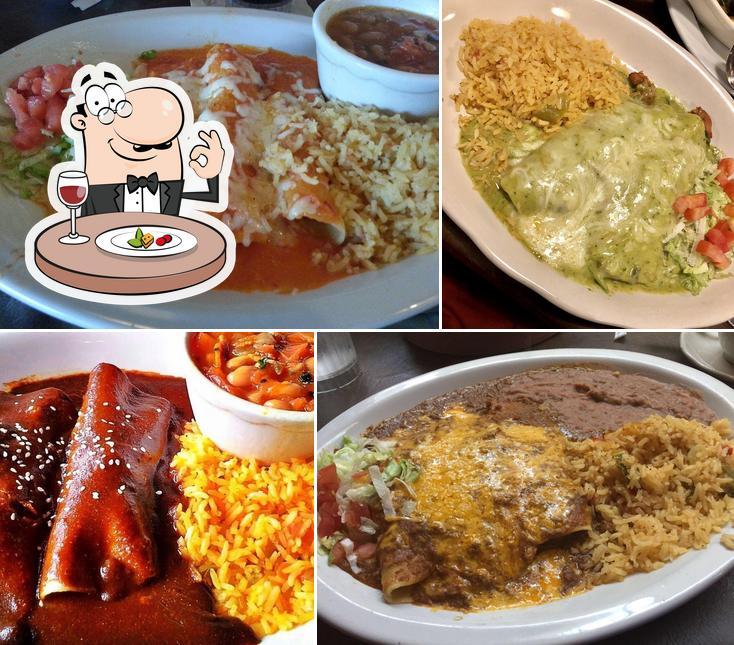Meals at Salsalitos Cantina Mexican Restaurant