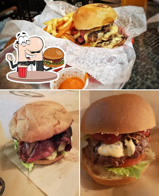 wolf's burgers will suit different tastes