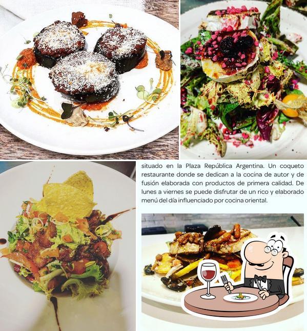Meals at Don Jaime