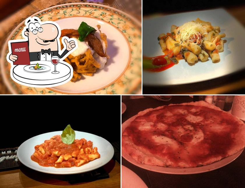 Food at Il pipino rosso
