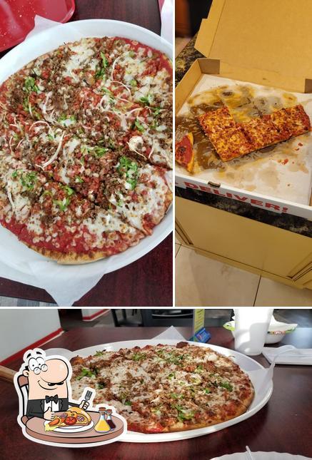 Prueba una pizza en Sir Pizza