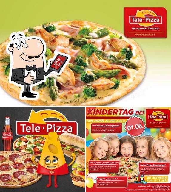 Foto von Tele Pizza