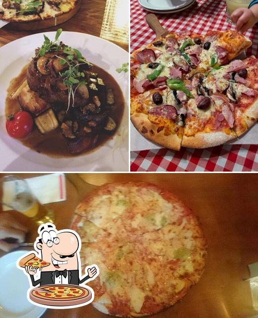 Tómate una pizza en Tutto Bene