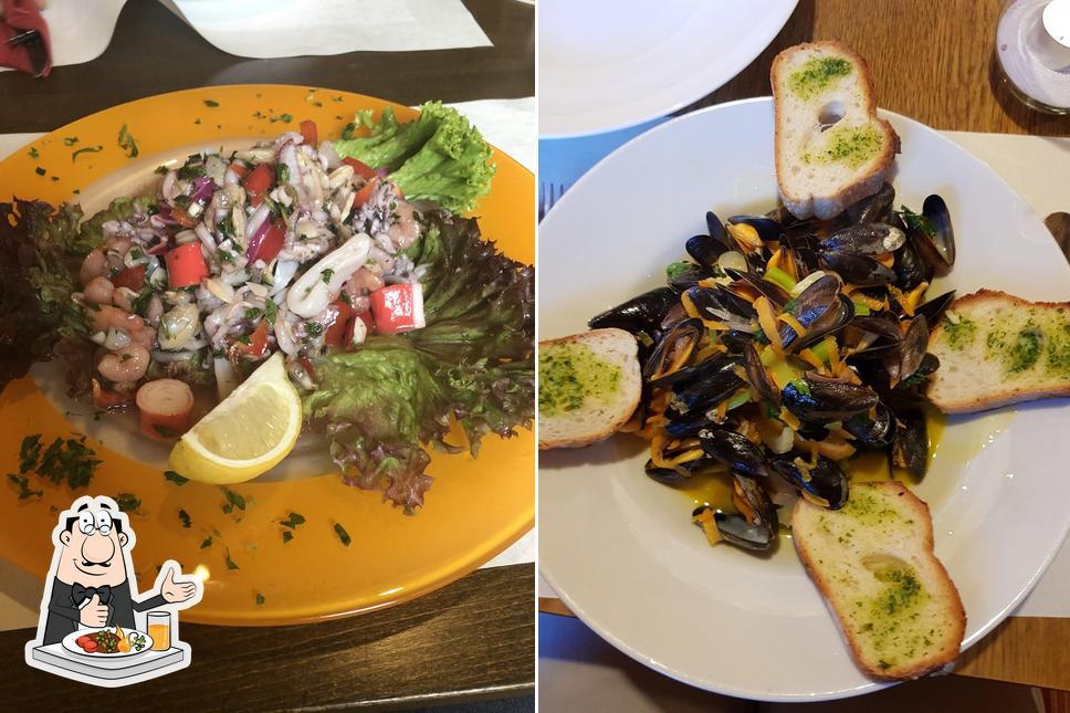 Food at Bärenschenke