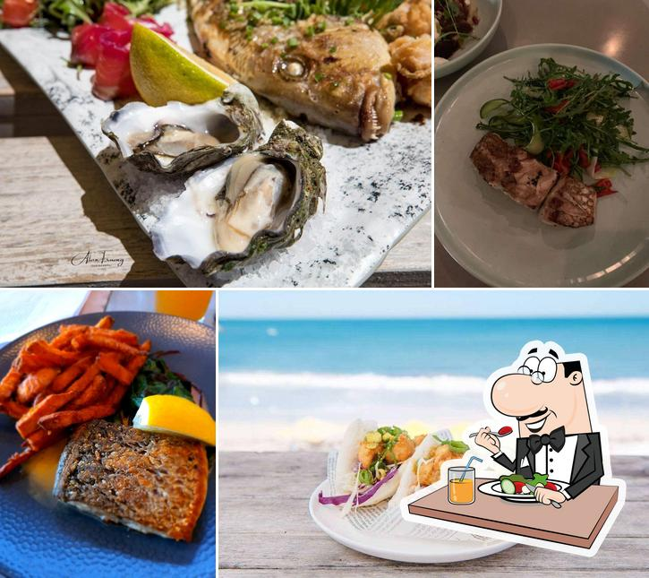 Meals at Bathers Beach House