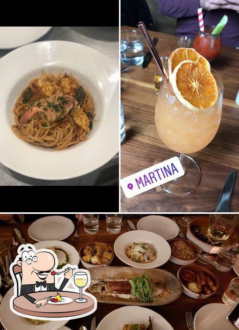Meals at Martina