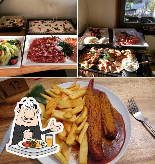 Еда в Shinebar